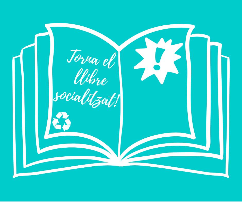 Ja has tornat el llibre socialitzat?!